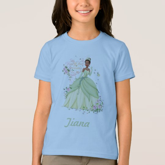 Tiana - Fairy Tale Dreams T-Shirt
