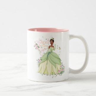 Tiana - Fairy Tale Dreams Two-Tone Coffee Mug
