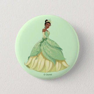 Tiana | Fearless 2 Inch Round Button