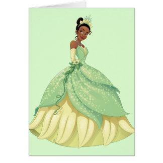 Tiana   Fearless Card