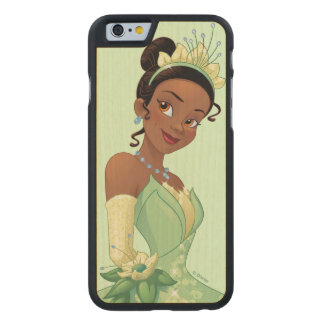 Tiana | Fearless Carved® Maple iPhone 6 Slim Case