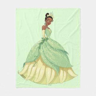 Tiana   Fearless Fleece Blanket