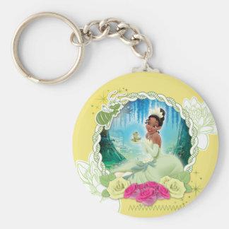 Tiana - I am a Princess Key Chain