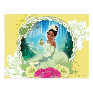 Tiana - I am a Princess Postcard