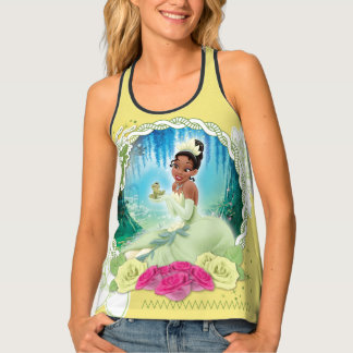 Tiana - I am a Princess Tank Top