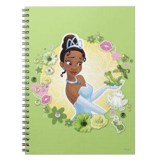 Tiana - Inspiring Notebooks