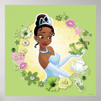 Tiana - Inspiring Poster