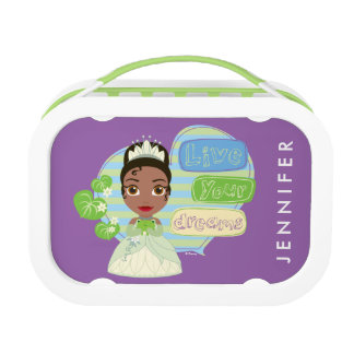 Tiana | Live Your Dreams Lunchboxes