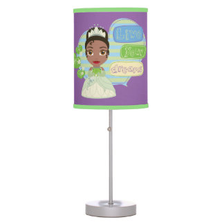 Tiana | Live Your Dreams Table Lamps