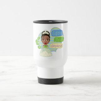 Tiana | Live Your Dreams Travel Mug