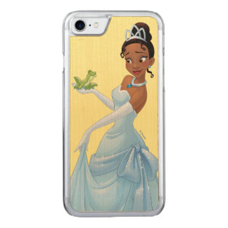 Tiana | Loyalty Is Royalty Carved iPhone 7 Case