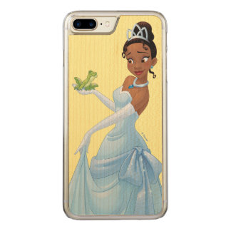 Tiana | Loyalty Is Royalty Carved iPhone 8 Plus/7 Plus Case