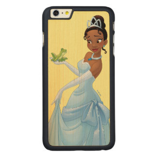Tiana | Loyalty Is Royalty Carved® Maple iPhone 6 Plus Case
