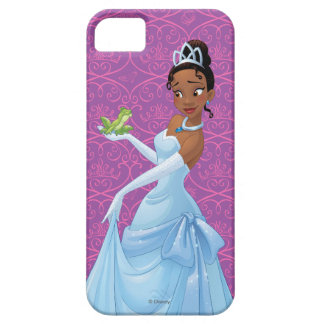Tiana | Loyalty Is Royalty iPhone 5 Cover