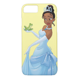 Tiana | Loyalty Is Royalty iPhone 8/7 Case