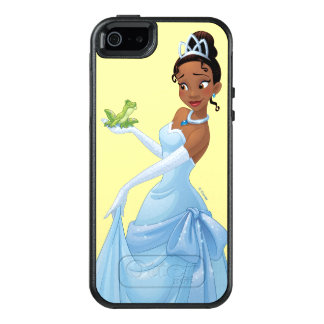 Tiana | Loyalty Is Royalty OtterBox iPhone 5/5s/SE Case