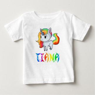 Tiana Unicorn Baby T-Shirt