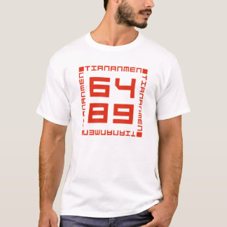 Tiananmen Square 6/4/1989 T-Shirt