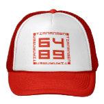Tiananmen Square 6/4/1989 Trucker Hats