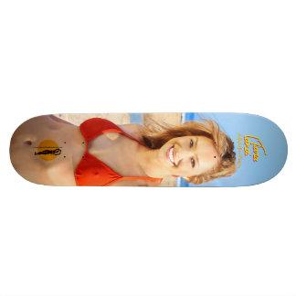 """Tiara Lanai """"Kasvot"""" Skate Boards"""
