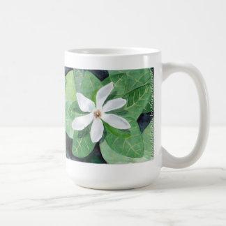 Tiare de Tahiti Coffee Mug