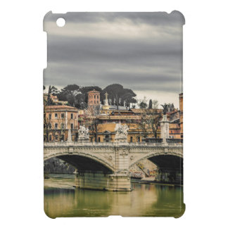 Tiber River Rome Cityscape iPad Mini Case