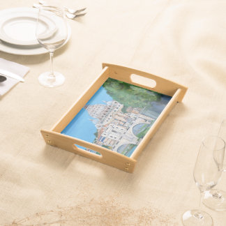 Tiber River, Small Serving Tray