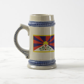 tibet beer steins