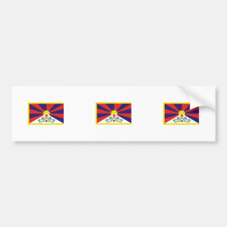 Tibet Bumper Sticker
