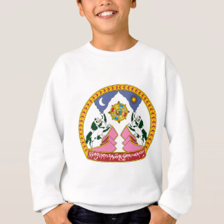Tibet Coat of Arms detail Sweatshirt