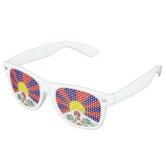 Tibet Flag Sunglasses