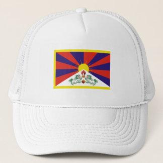 Tibet Flag Trucker Hat