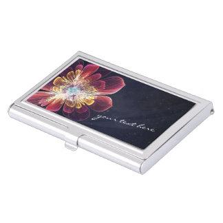 Tibet Sea Flower | Custom Business Card Holder