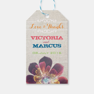 Tibet Sea Flower | Custom Collection Gift Tags Pack Of Gift Tags
