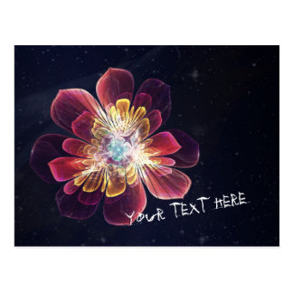 Tibet Sea Flower | Custom Postcard