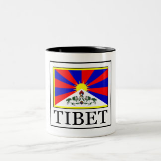 Tibet Two-Tone Coffee Mug