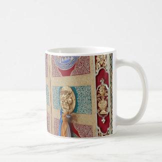 Tibetan Art Museum Gate Coffee Mug