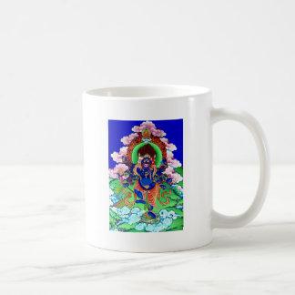 Tibetan Buddhism Buddhist Thangka Ucchusma Coffee Mug
