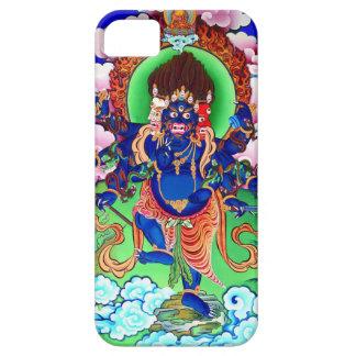 Tibetan Buddhism Buddhist Thangka Ucchusma iPhone 5 Cases