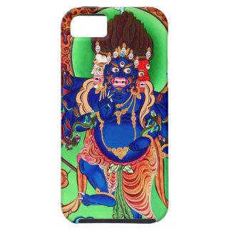 Tibetan Buddhism Buddhist Thangka Ucchusma iPhone 5 Cover