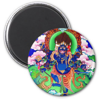 Tibetan Buddhism Buddhist Thangka Ucchusma Magnet