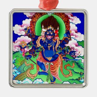 Tibetan Buddhism Buddhist Thangka Ucchusma Metal Ornament