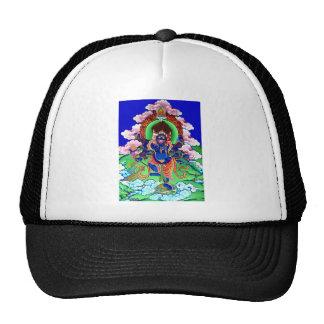 Tibetan Buddhism Buddhist Thangka Ucchusma Trucker Hat