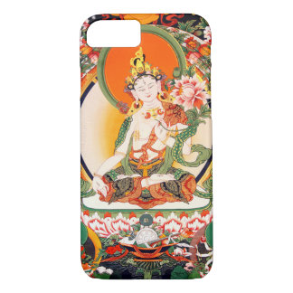 Tibetan Buddhist Art iPhone 7 Case
