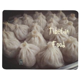Tibetan Dumplings for New Year Journal