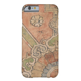 Tibetan Floral Barely There iPhone 6 Case