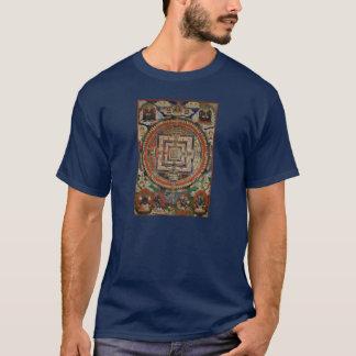 Tibetan Kalachakra Mandala Thanka T Shirt
