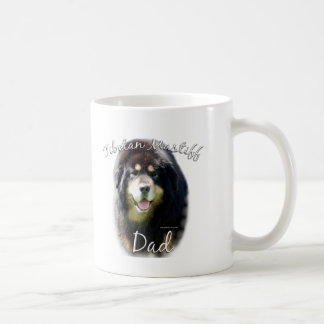 Tibetan Mastiff Dad 2 Coffee Mug
