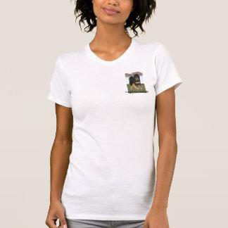 TIBETAN MASTIFF, pocket print T-Shirt