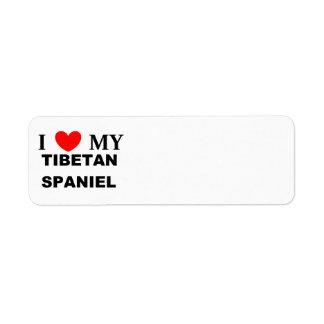 tibetan spaniel love